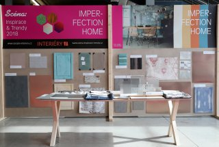 Scéna 2018 - styl Imperfection Home